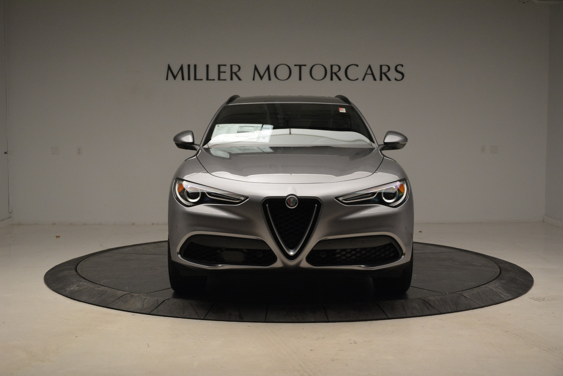 New 2018 Alfa Romeo Stelvio Ti Sport Q4 For Sale In Greenwich, CT 1621_p12