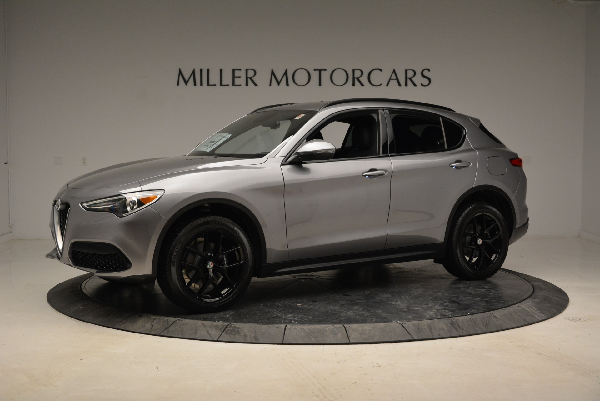 New 2018 Alfa Romeo Stelvio Ti Sport Q4 For Sale In Greenwich, CT 1621_p2
