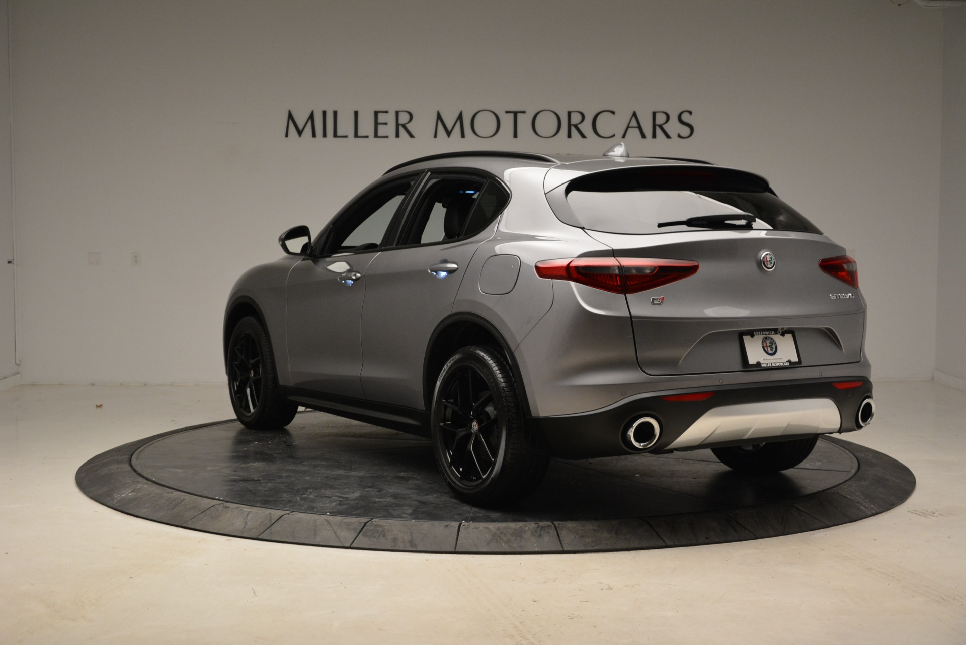 New 2018 Alfa Romeo Stelvio Ti Sport Q4 For Sale In Greenwich, CT 1621_p5