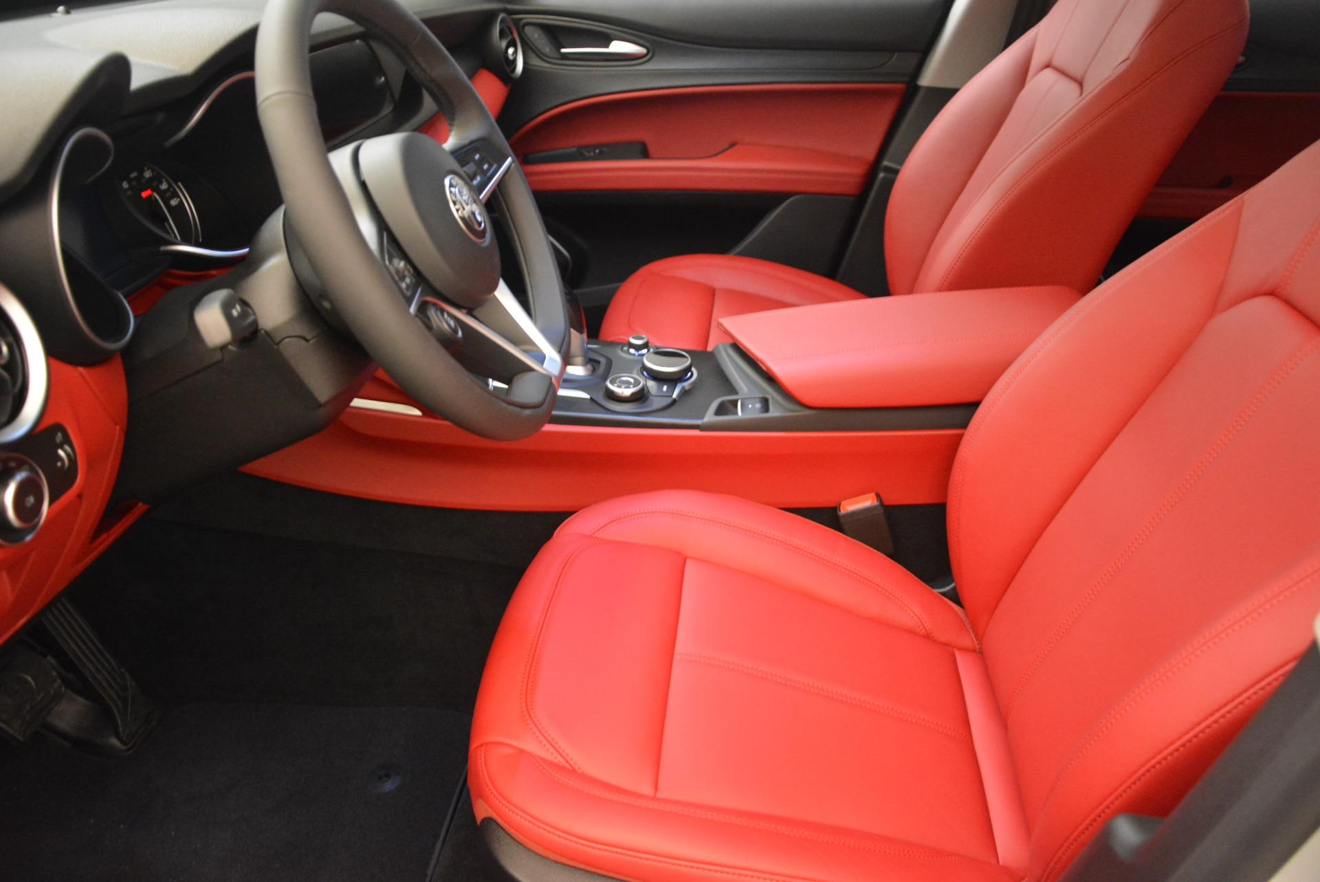 New 2018 Alfa Romeo Stelvio Q4 For Sale In Greenwich, CT 1624_p14