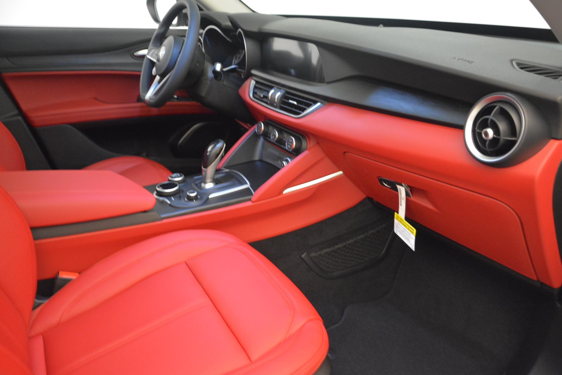 New 2018 Alfa Romeo Stelvio Q4 For Sale In Greenwich, CT 1624_p19
