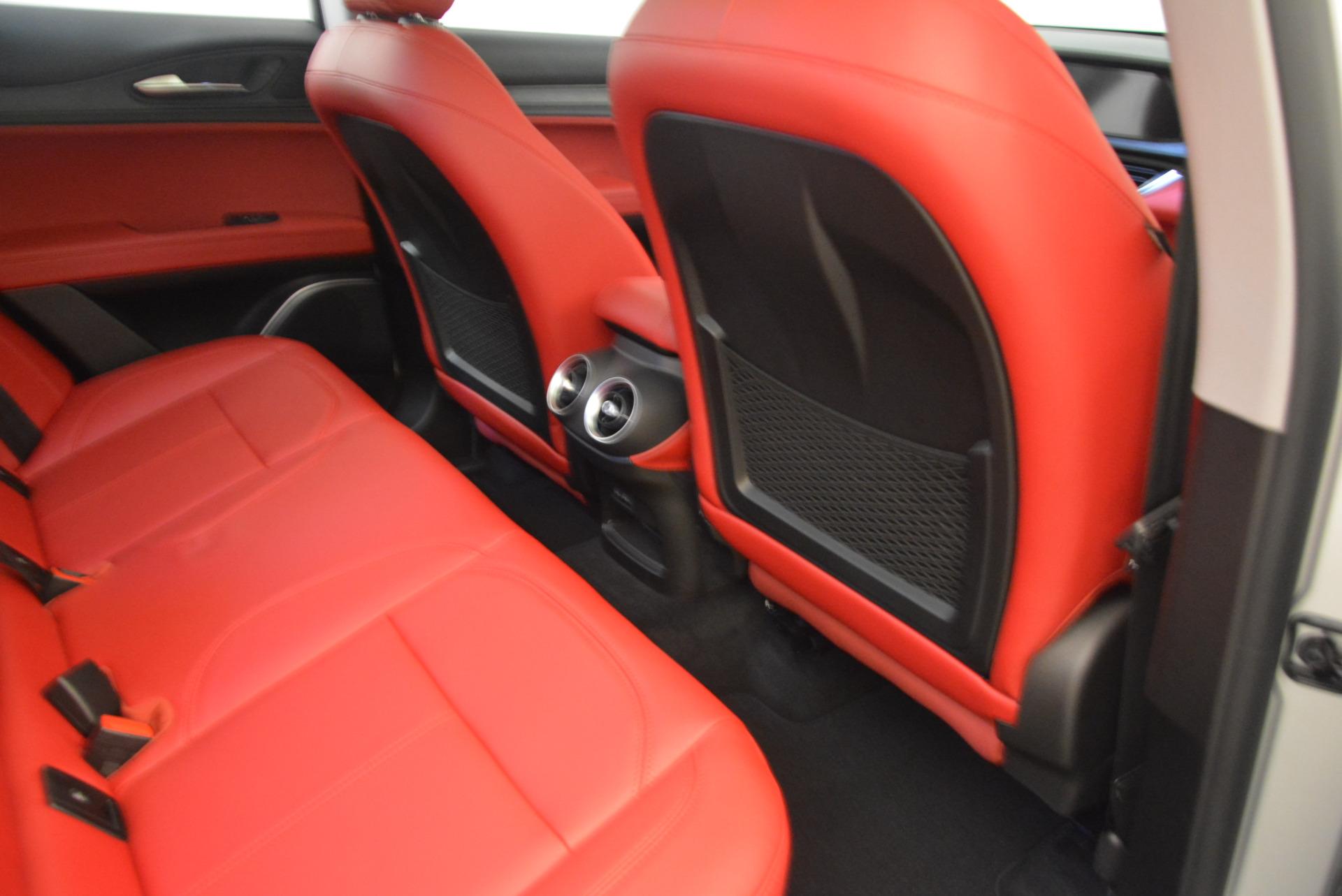 New 2018 Alfa Romeo Stelvio Q4 For Sale In Greenwich, CT 1624_p22