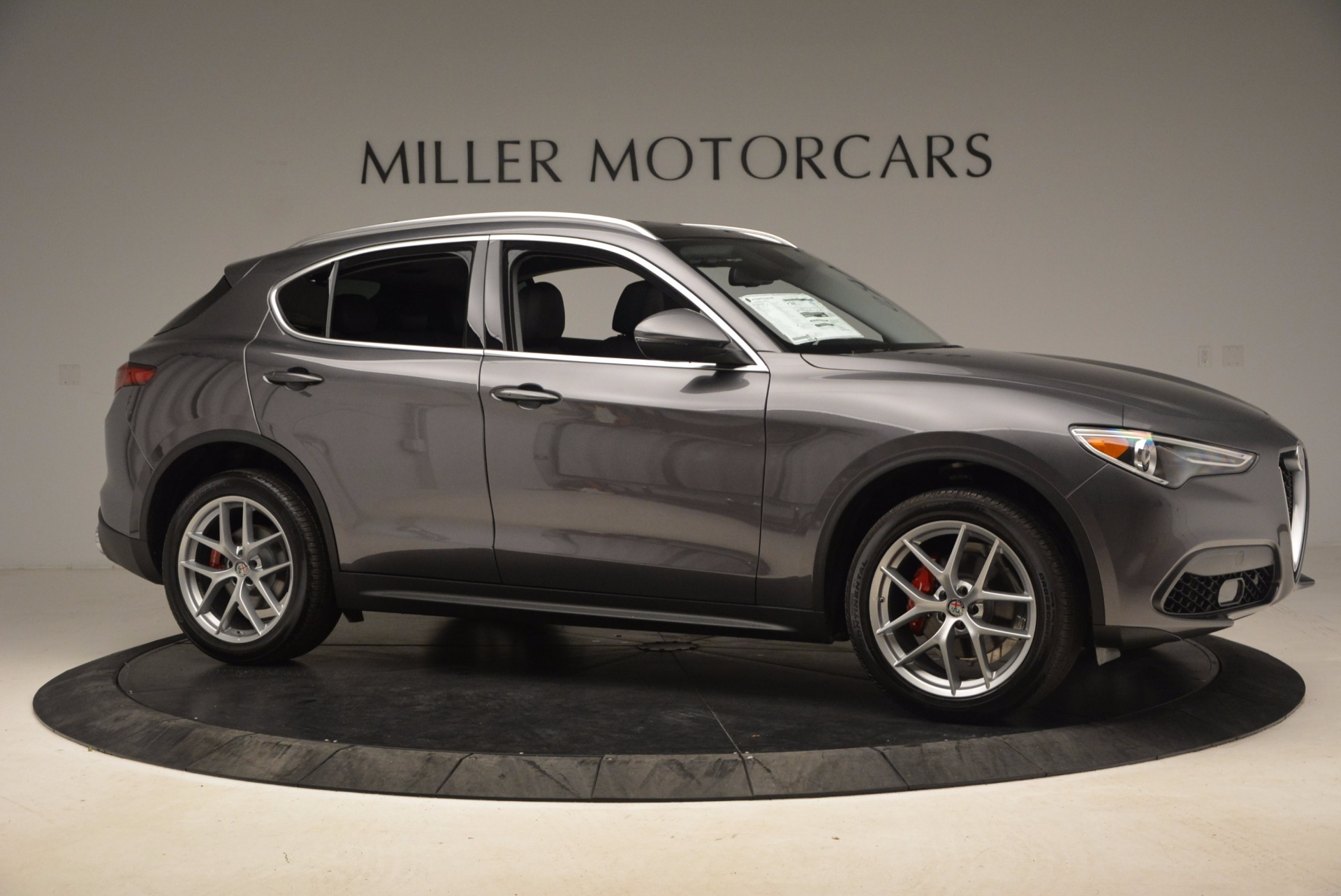 New 2018 Alfa Romeo Stelvio Q4 For Sale In Greenwich, CT 1625_p10