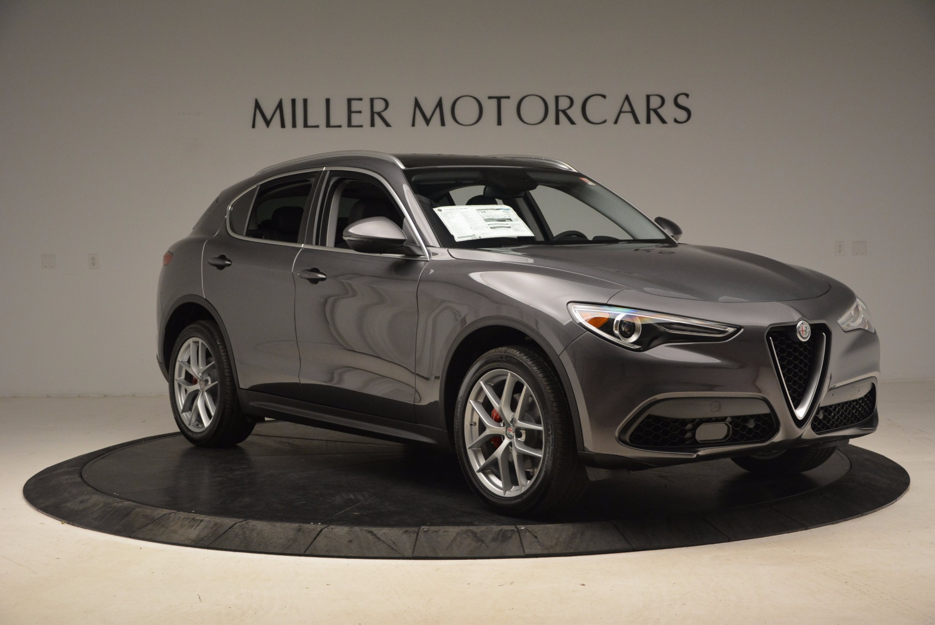 New 2018 Alfa Romeo Stelvio Q4 For Sale In Greenwich, CT 1625_p11