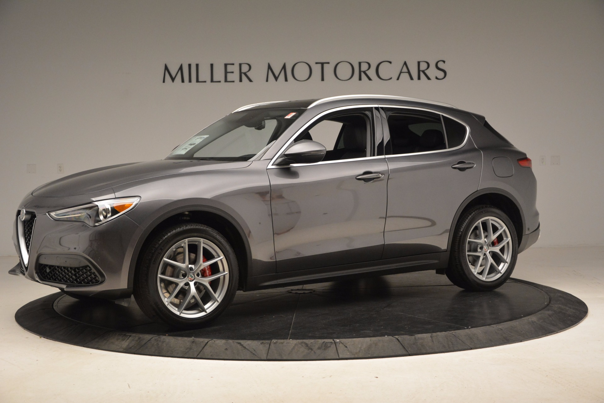 New 2018 Alfa Romeo Stelvio Q4 For Sale In Greenwich, CT 1625_p2
