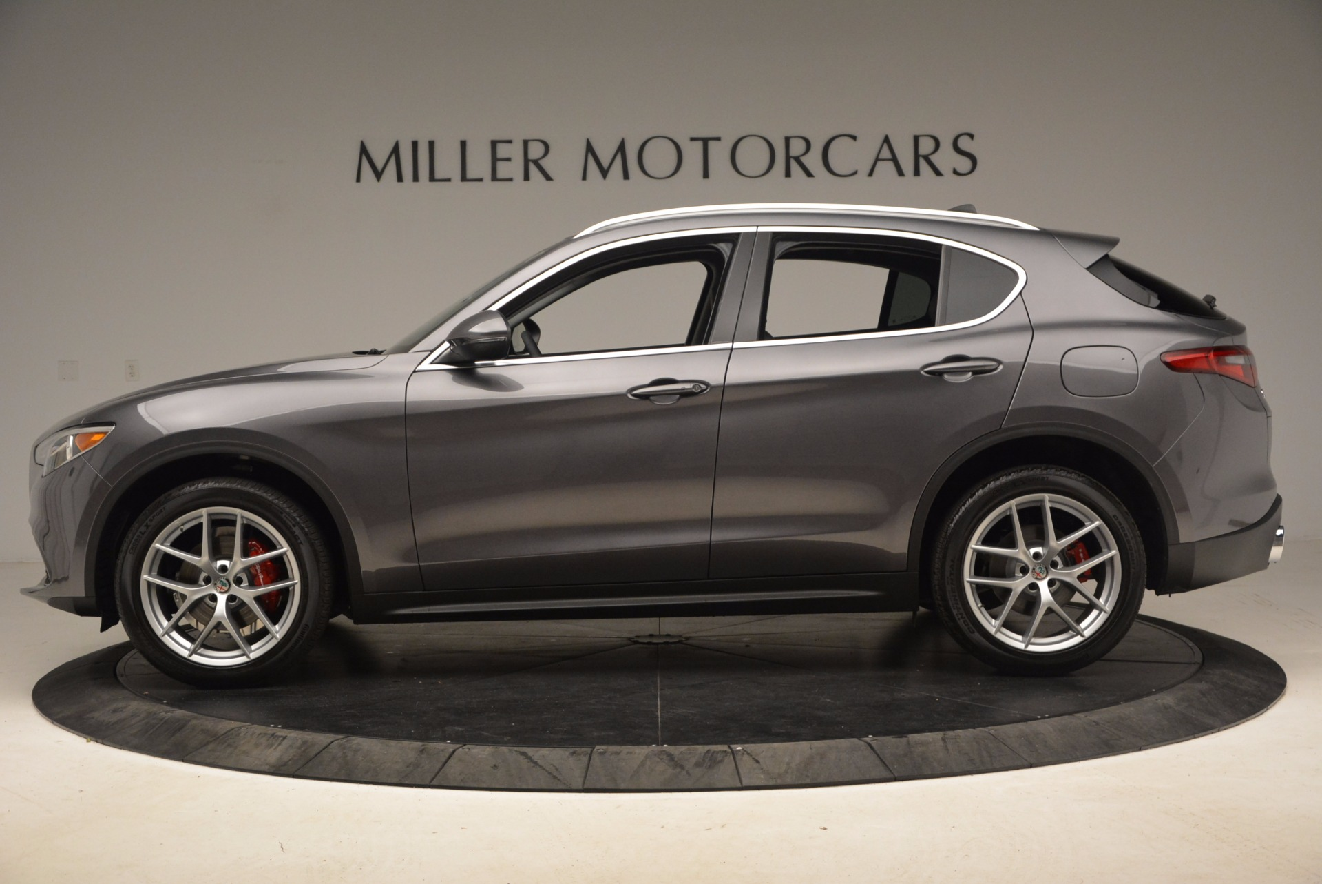 New 2018 Alfa Romeo Stelvio Q4 For Sale In Greenwich, CT 1625_p3