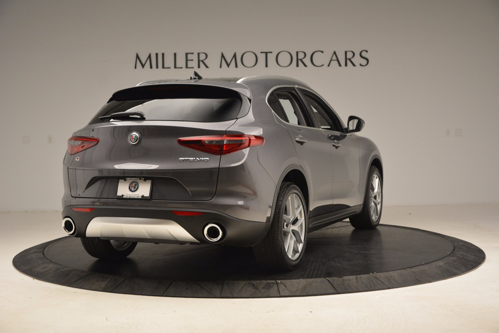 New 2018 Alfa Romeo Stelvio Q4 For Sale In Greenwich, CT 1625_p7