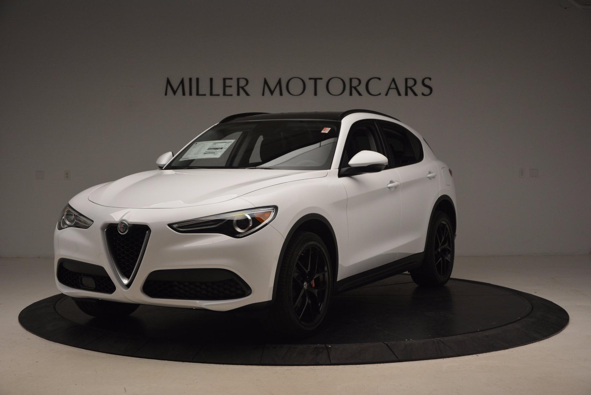 New 2018 Alfa Romeo Stelvio Sport Q4 For Sale In Greenwich, CT 1627_main