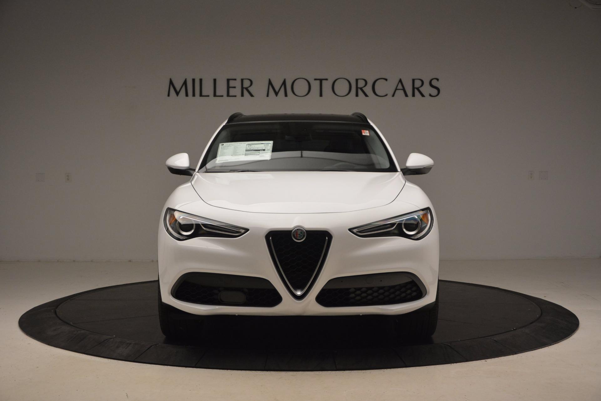 New 2018 Alfa Romeo Stelvio Sport Q4 For Sale In Greenwich, CT 1627_p12