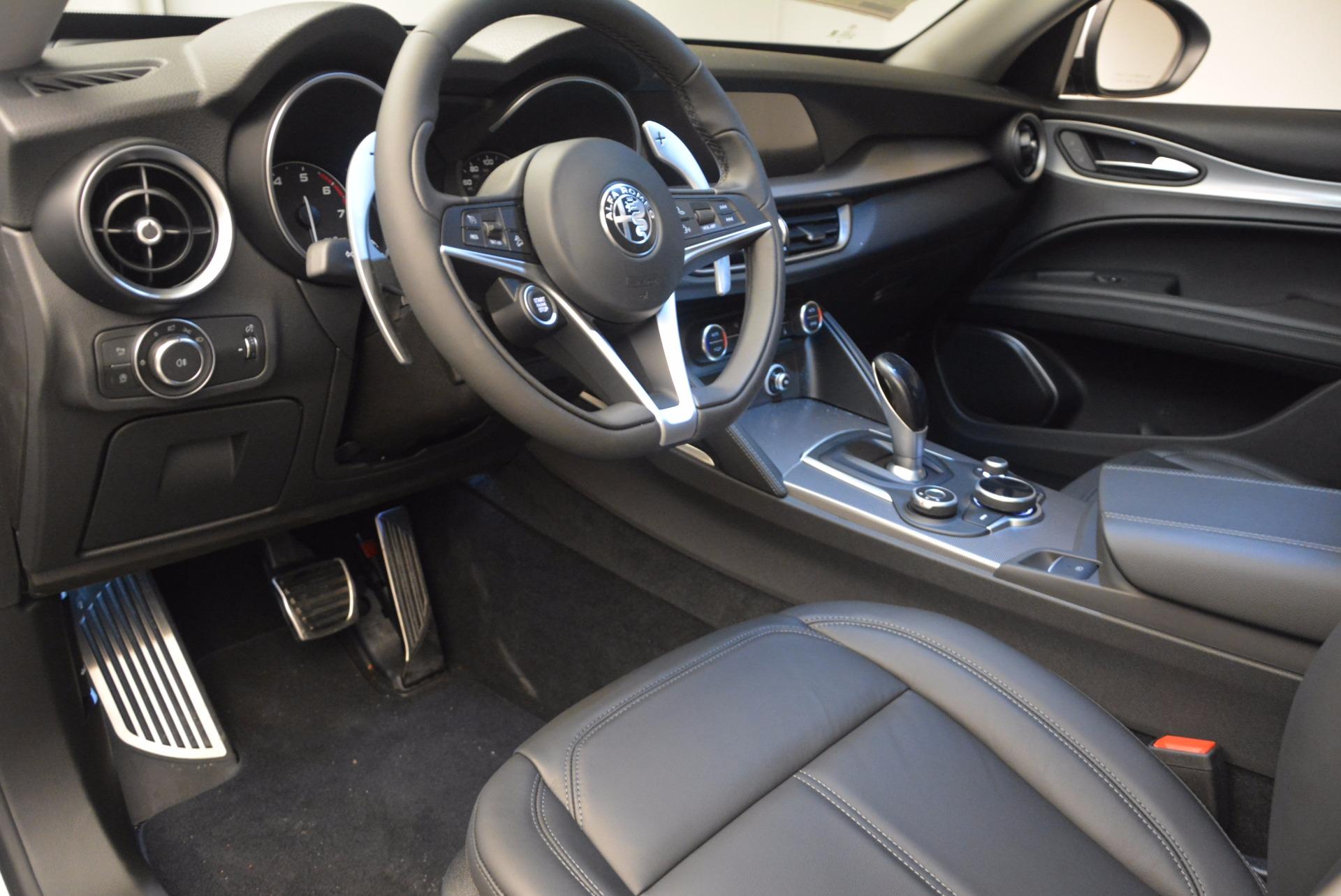 New 2018 Alfa Romeo Stelvio Sport Q4 For Sale In Greenwich, CT 1627_p13