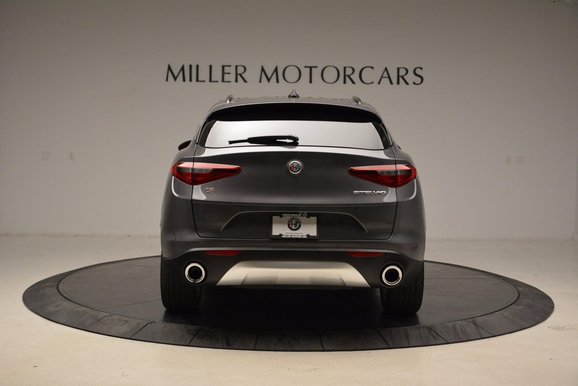 New 2018 Alfa Romeo Stelvio Ti Sport Q4 For Sale In Greenwich, CT 1629_p6