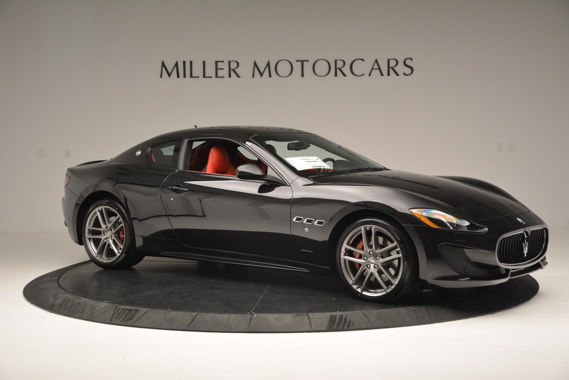 New 2016 Maserati GranTurismo Sport For Sale In Greenwich, CT 163_p10