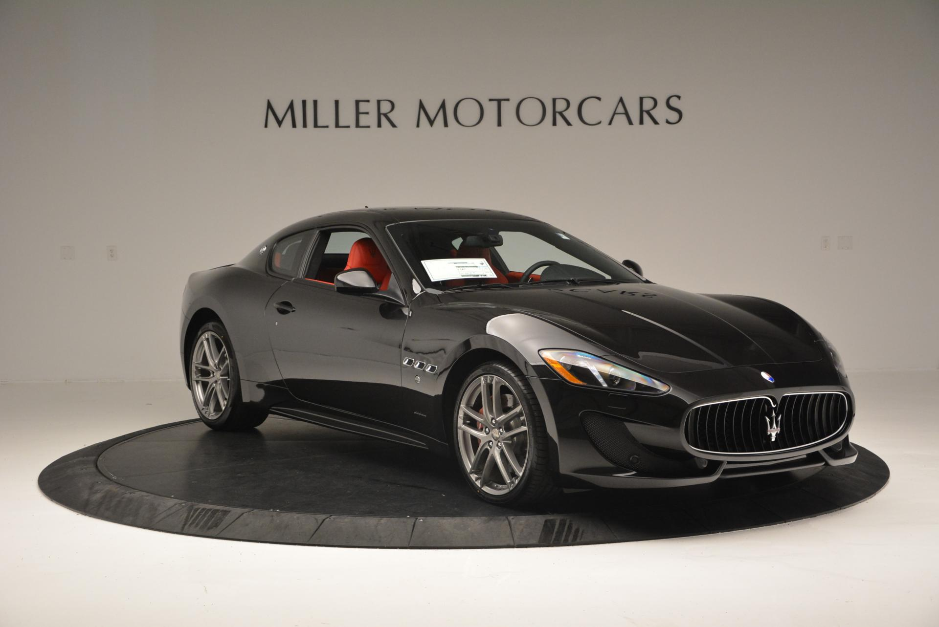 New 2016 Maserati GranTurismo Sport For Sale In Greenwich, CT 163_p11