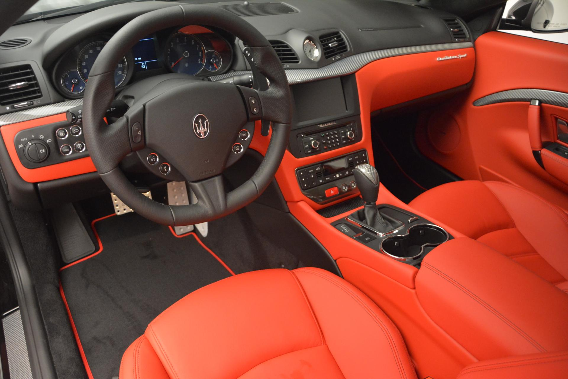 New 2016 Maserati GranTurismo Sport For Sale In Greenwich, CT 163_p13