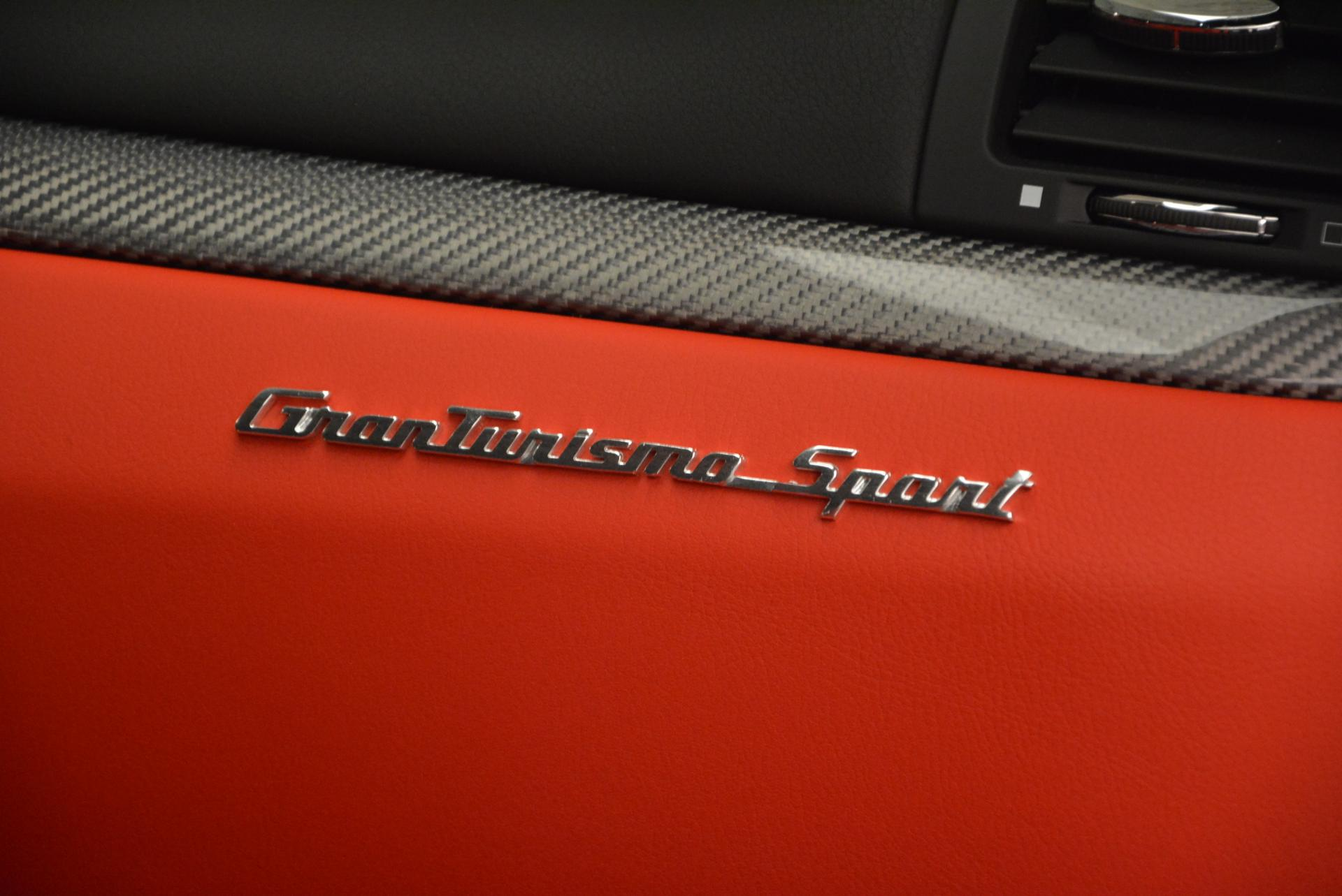 New 2016 Maserati GranTurismo Sport For Sale In Greenwich, CT 163_p22