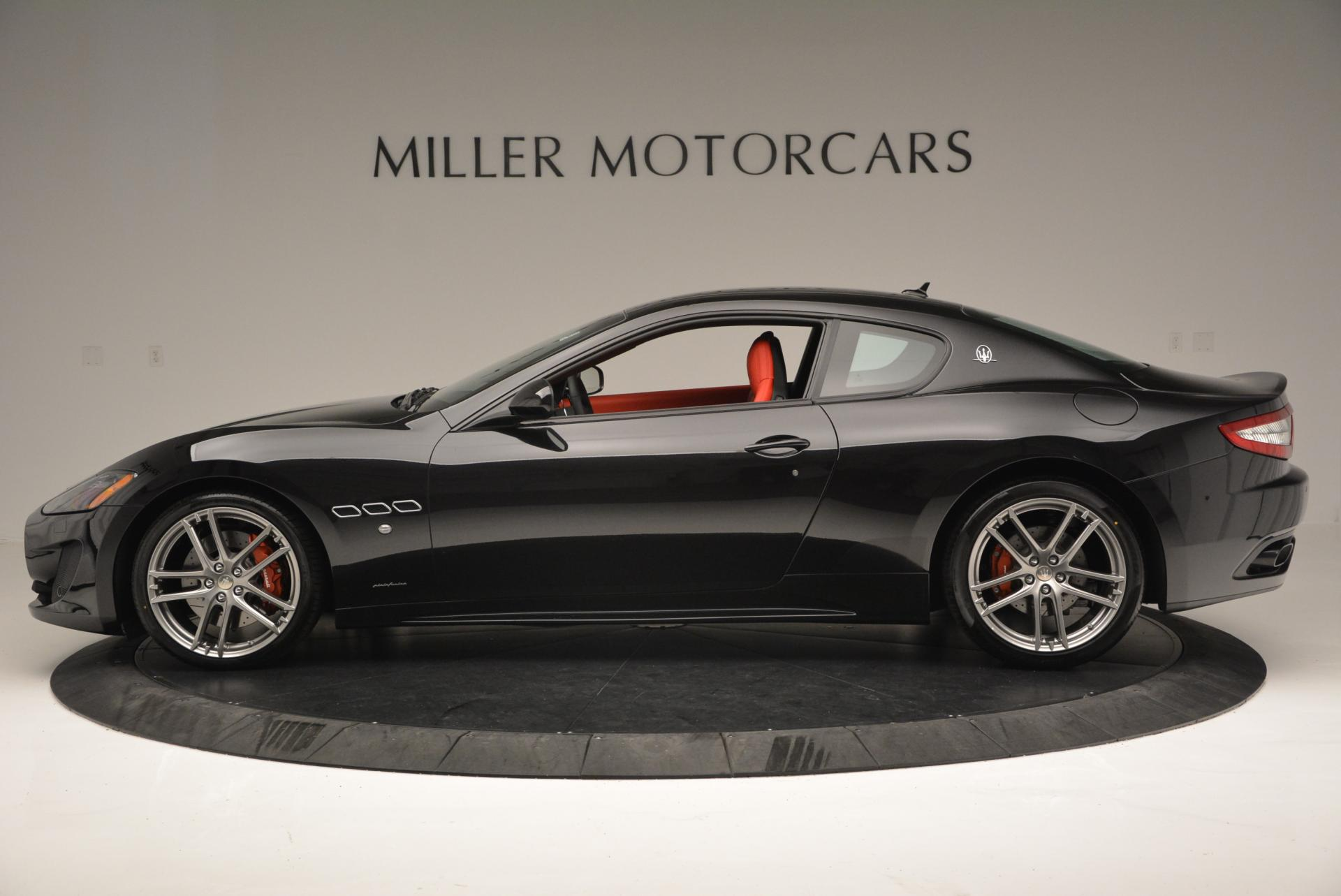 New 2016 Maserati GranTurismo Sport For Sale In Greenwich, CT 163_p3