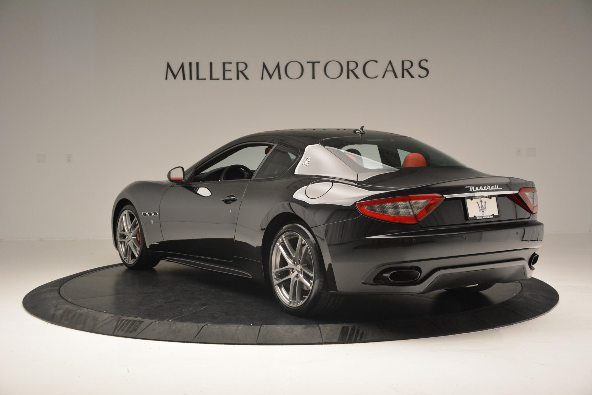 New 2016 Maserati GranTurismo Sport For Sale In Greenwich, CT 163_p5