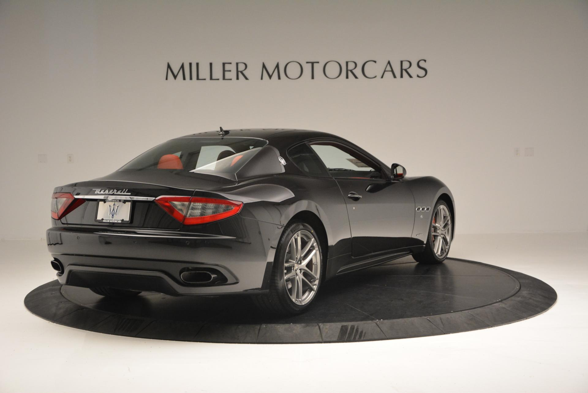 New 2016 Maserati GranTurismo Sport For Sale In Greenwich, CT 163_p7