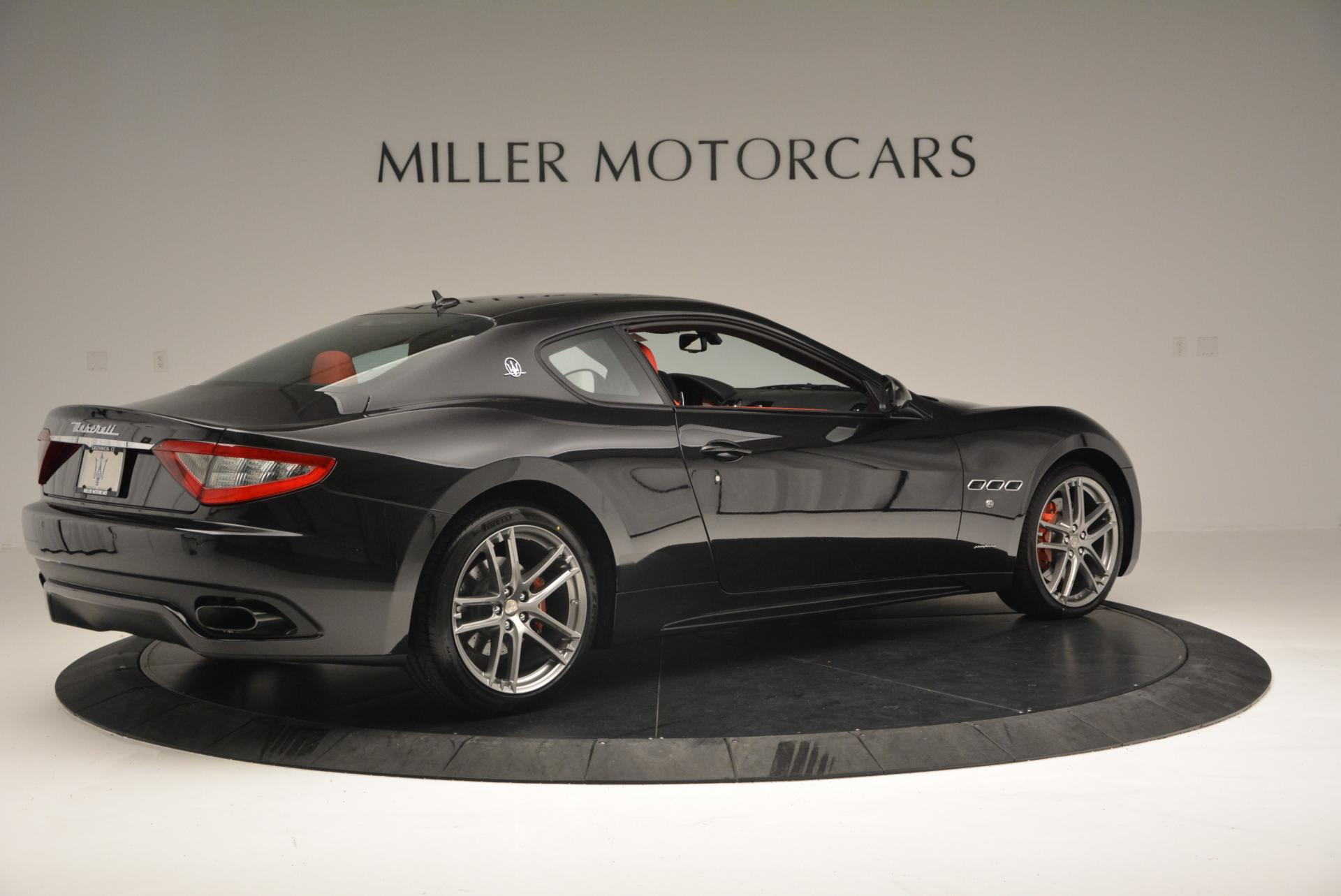 New 2016 Maserati GranTurismo Sport For Sale In Greenwich, CT 163_p8