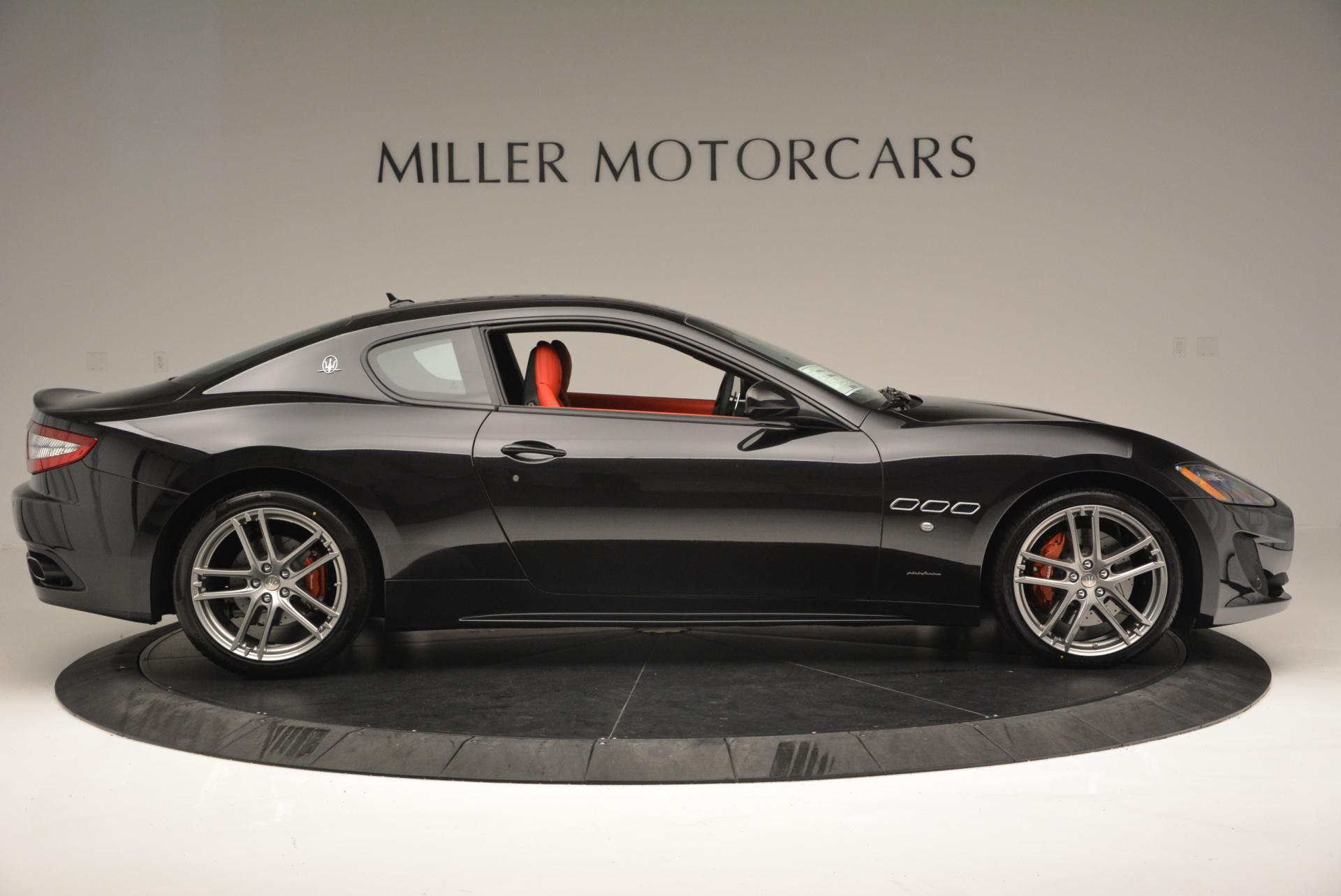 New 2016 Maserati GranTurismo Sport For Sale In Greenwich, CT 163_p9