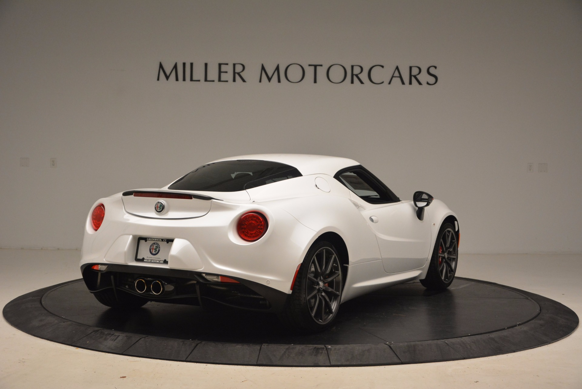 New 2018 Alfa Romeo 4C Coupe For Sale In Greenwich, CT 1633_p7