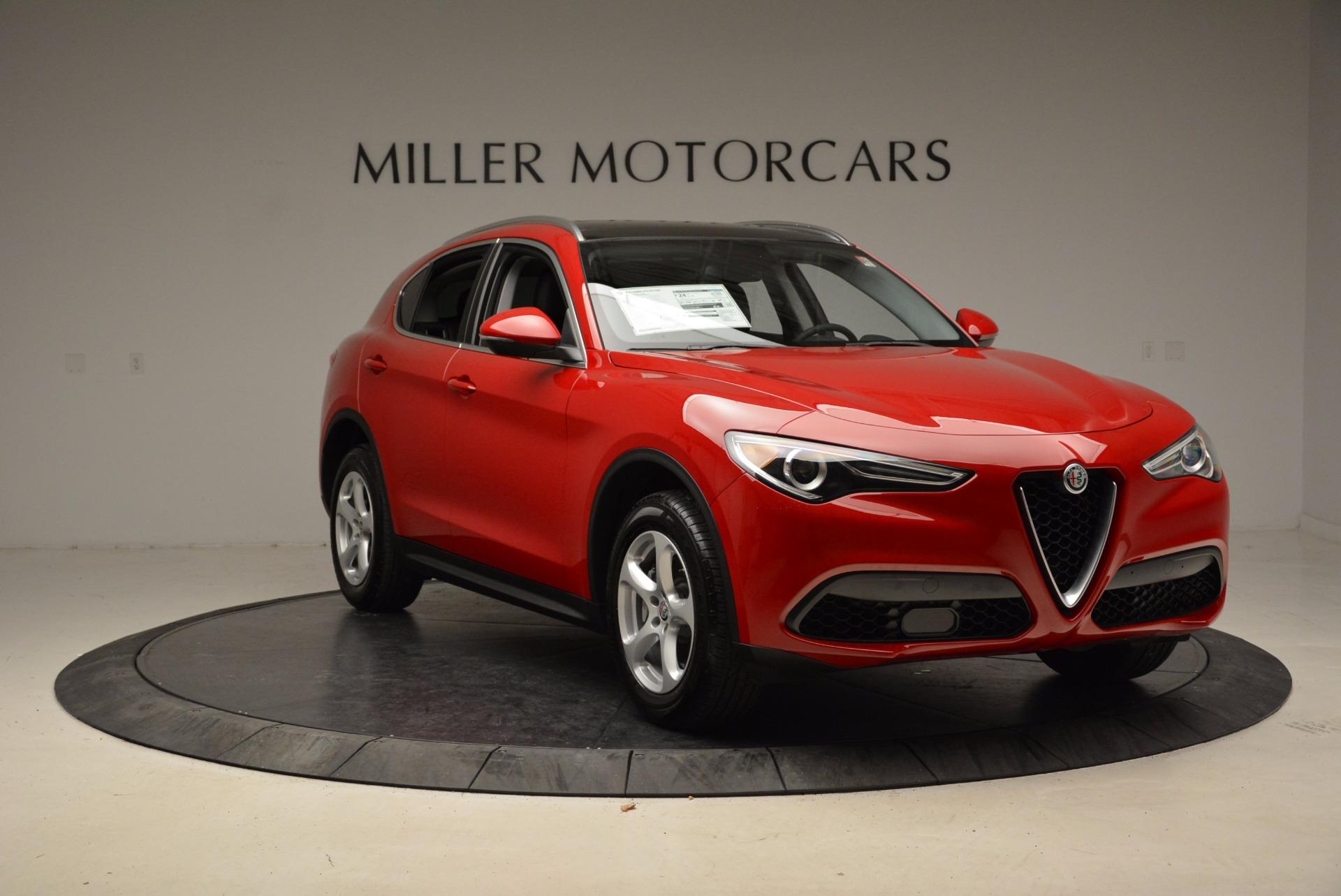 New 2018 Alfa Romeo Stelvio Q4 For Sale In Greenwich, CT 1634_p11