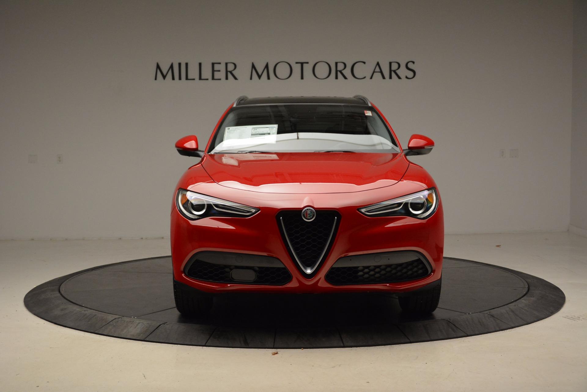 New 2018 Alfa Romeo Stelvio Q4 For Sale In Greenwich, CT 1634_p12