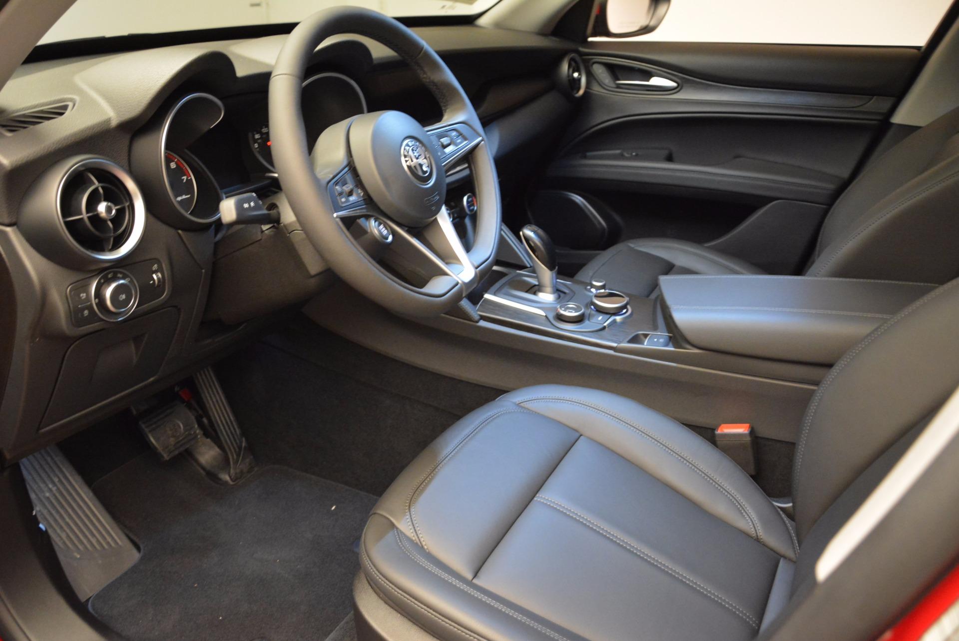 New 2018 Alfa Romeo Stelvio Q4 For Sale In Greenwich, CT 1634_p13