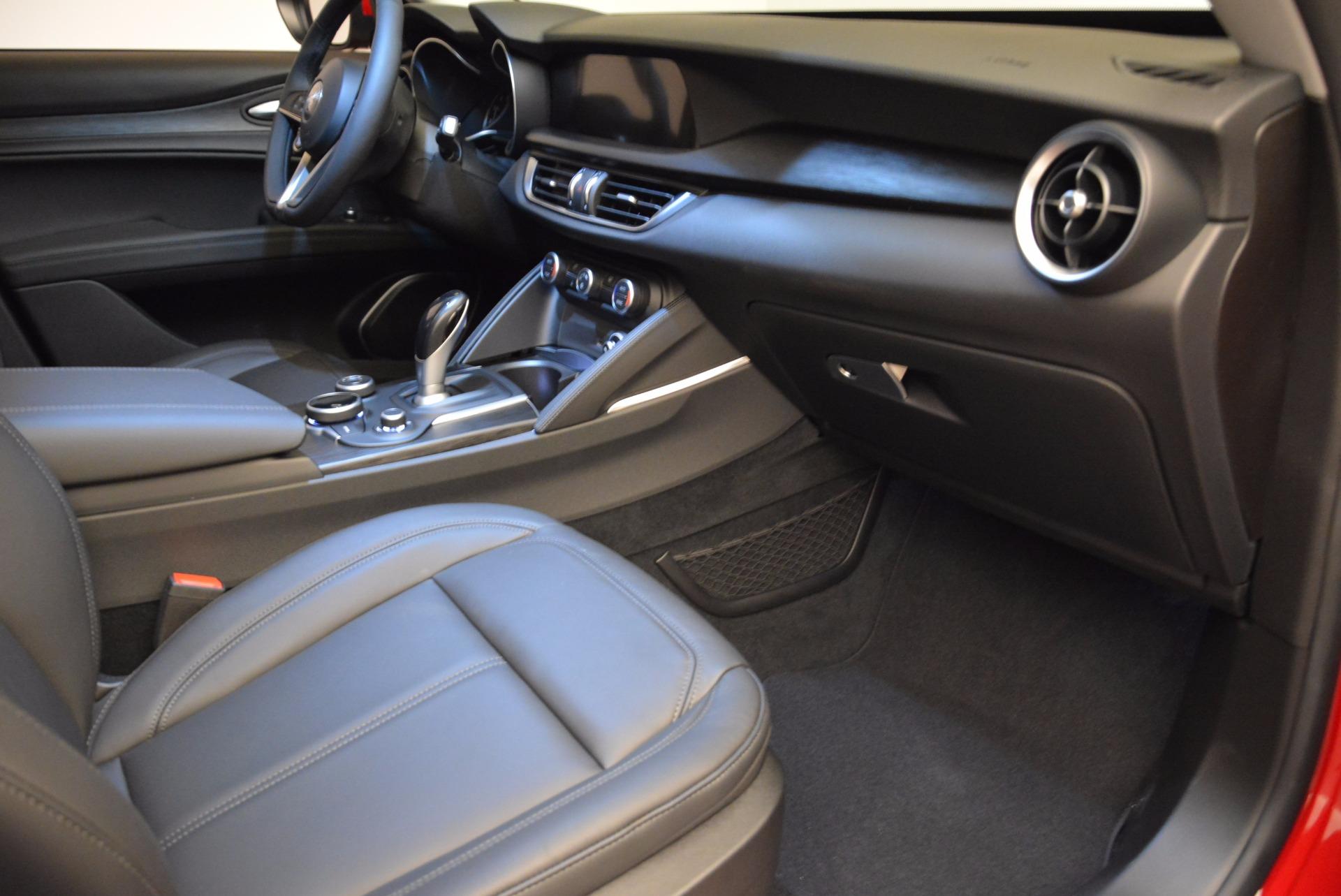 New 2018 Alfa Romeo Stelvio Q4 For Sale In Greenwich, CT 1634_p19