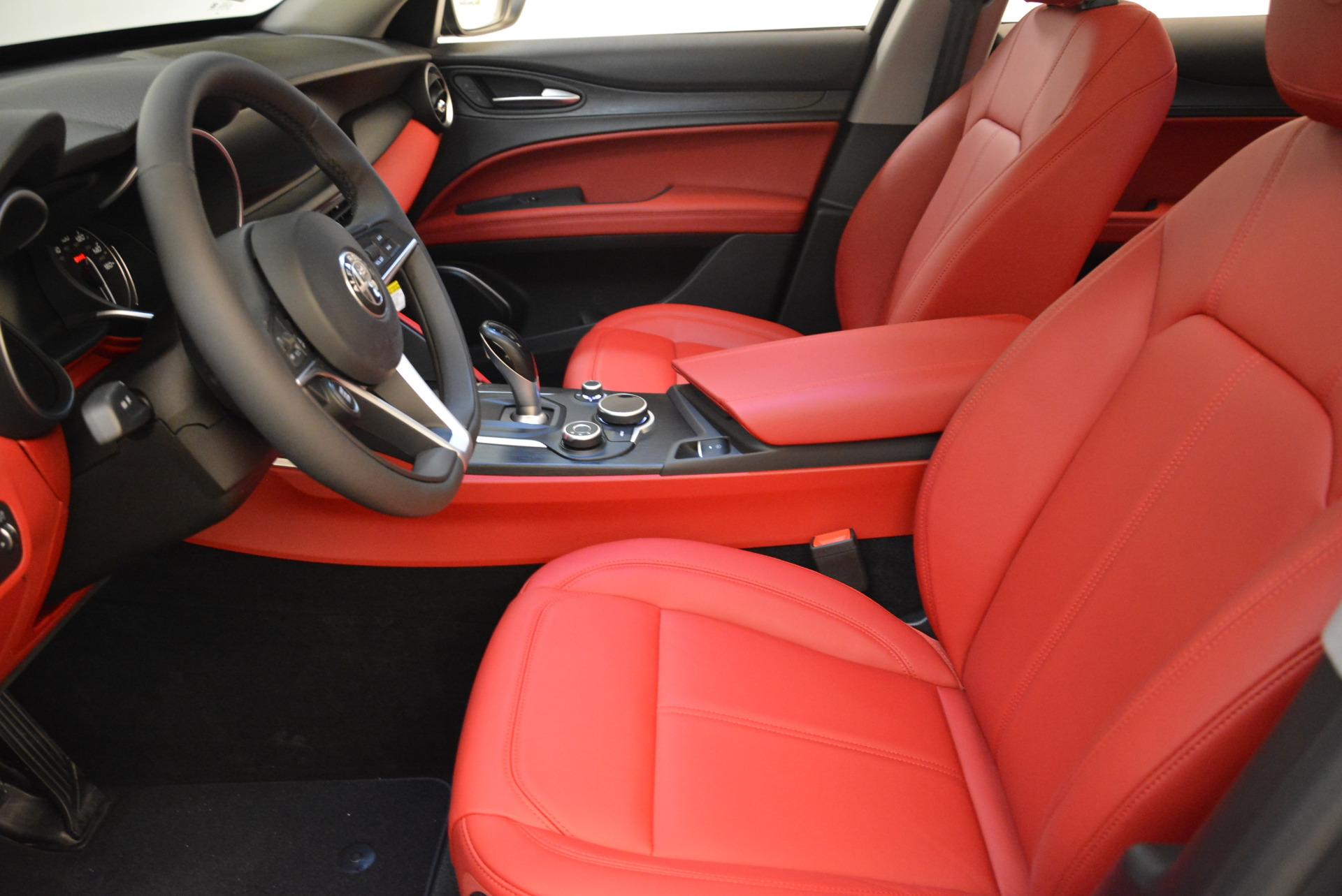 New 2018 Alfa Romeo Stelvio Q4 For Sale In Greenwich, CT 1637_p14