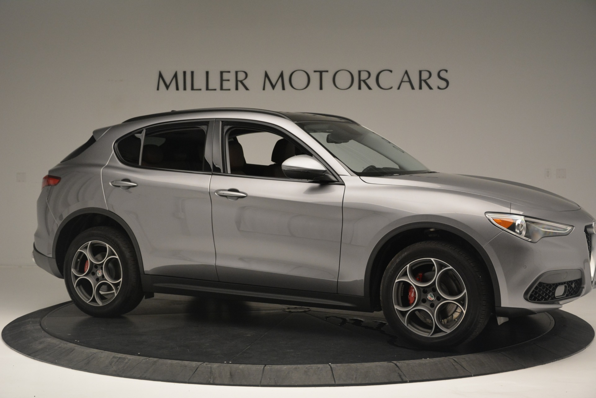 New 2018 Alfa Romeo Stelvio Sport Q4 For Sale In Greenwich, CT 1638_p10