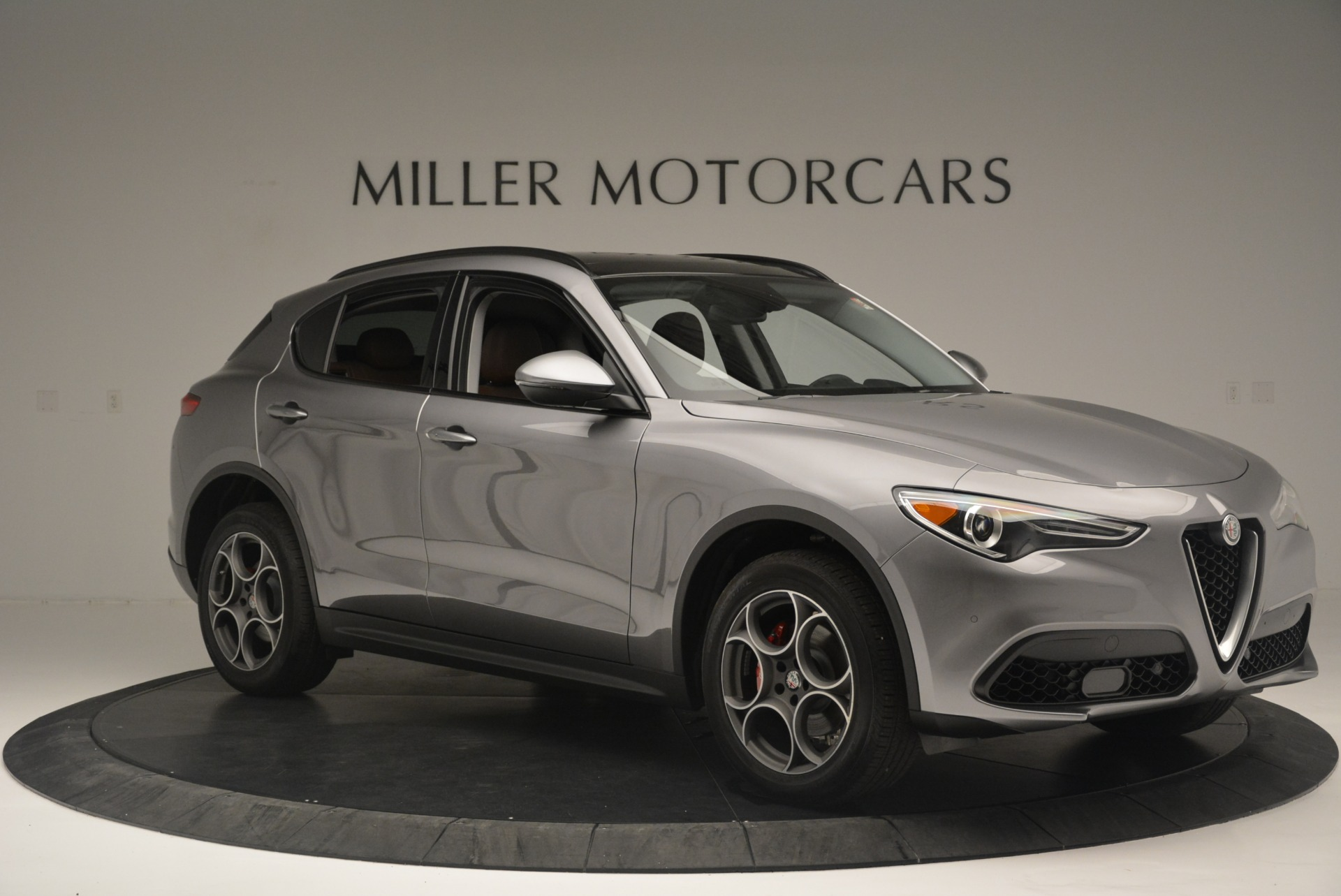 New 2018 Alfa Romeo Stelvio Sport Q4 For Sale In Greenwich, CT 1638_p11