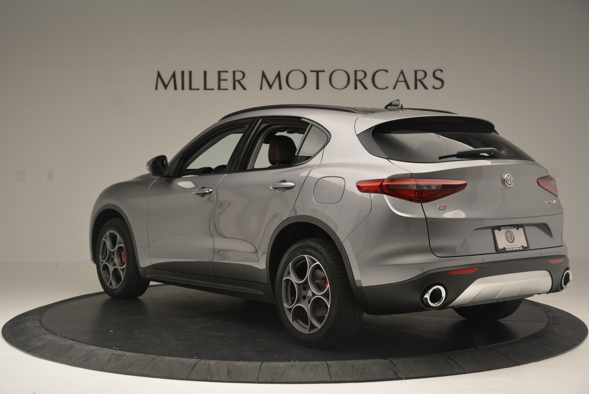 New 2018 Alfa Romeo Stelvio Sport Q4 For Sale In Greenwich, CT 1638_p4