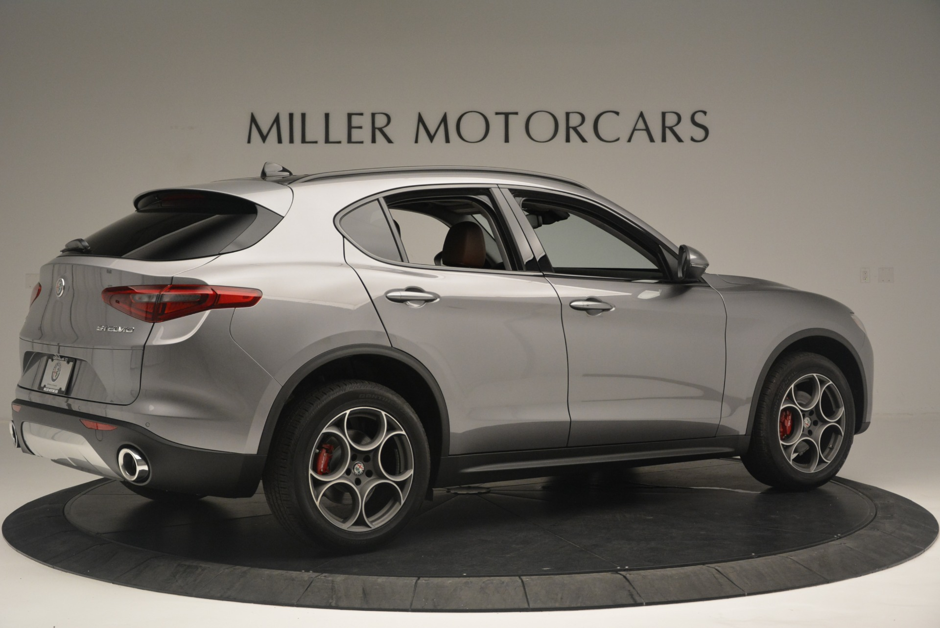 New 2018 Alfa Romeo Stelvio Sport Q4 For Sale In Greenwich, CT 1638_p7