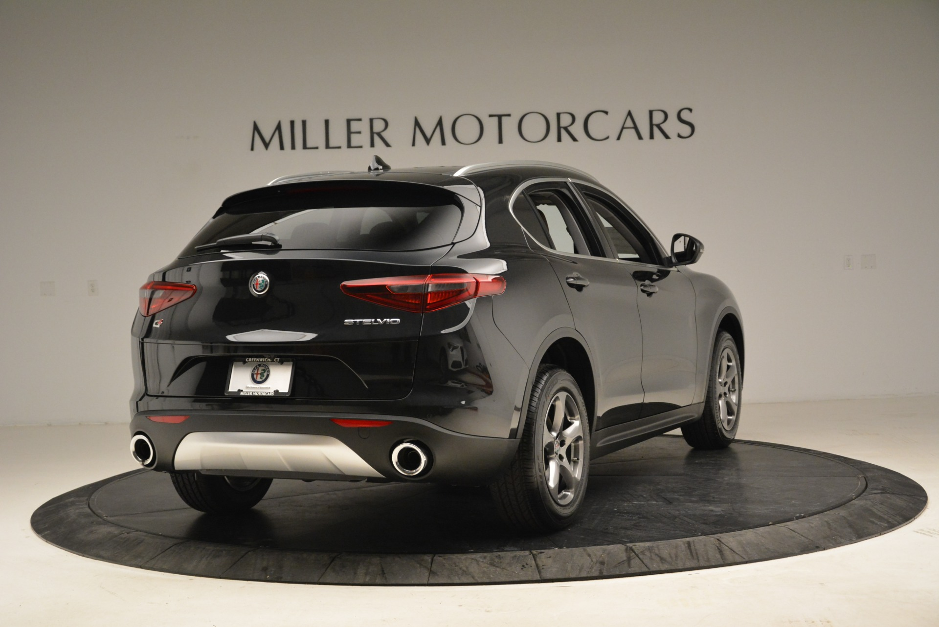 New 2018 Alfa Romeo Stelvio Q4 For Sale In Greenwich, CT 1639_p7
