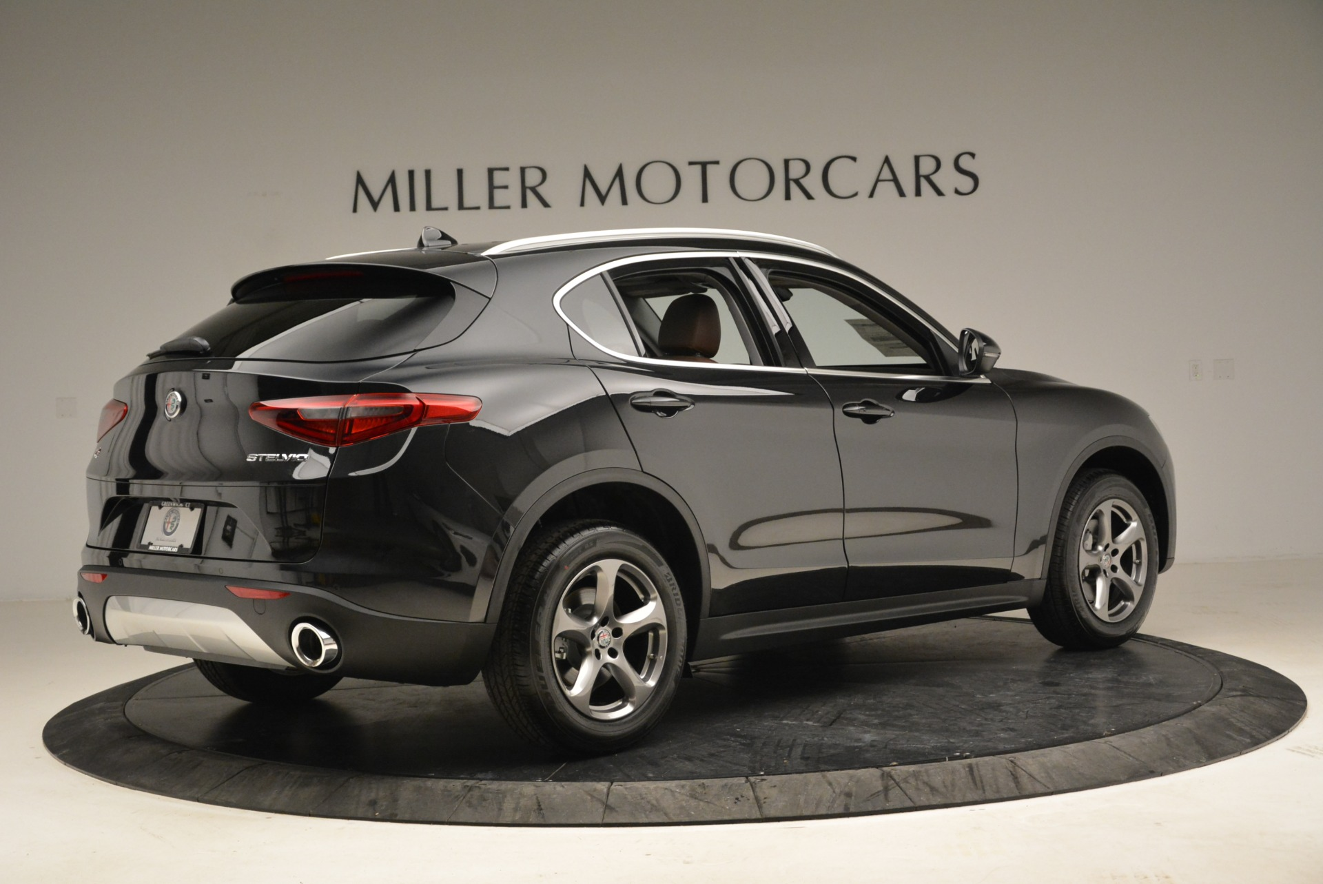 New 2018 Alfa Romeo Stelvio Q4 For Sale In Greenwich, CT 1639_p8