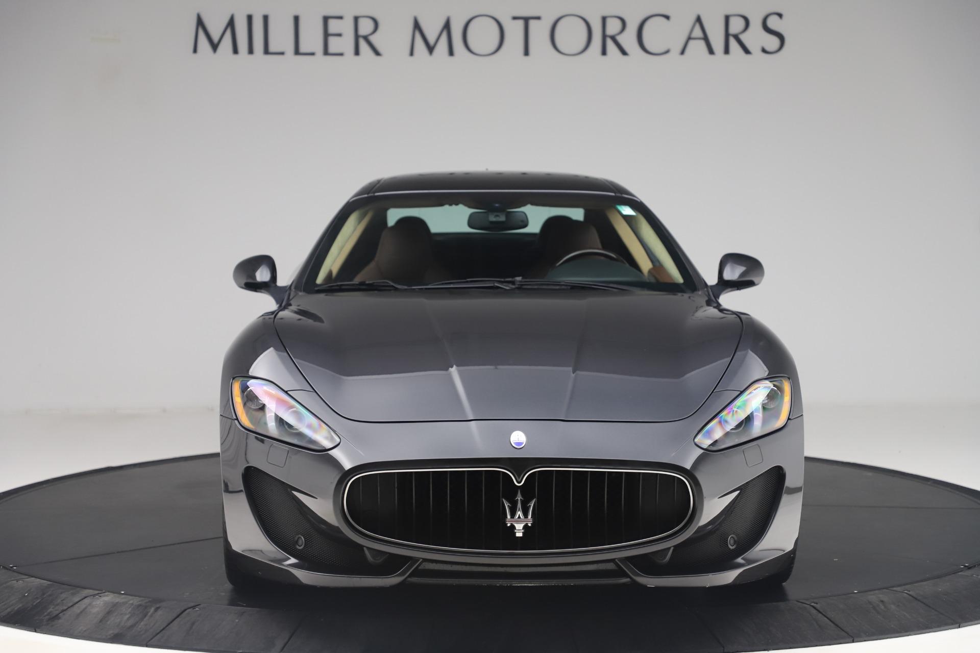 Used 2016 Maserati GranTurismo Sport For Sale In Greenwich, CT 164_p12