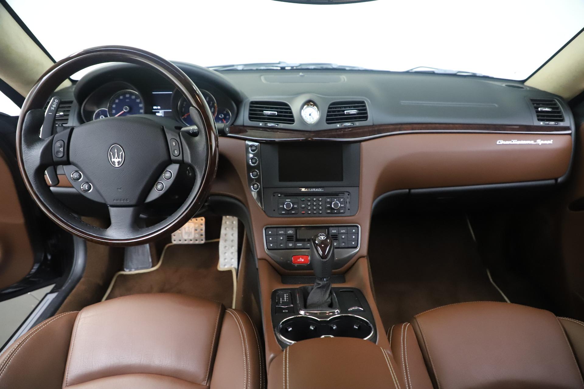Used 2016 Maserati GranTurismo Sport For Sale In Greenwich, CT 164_p16