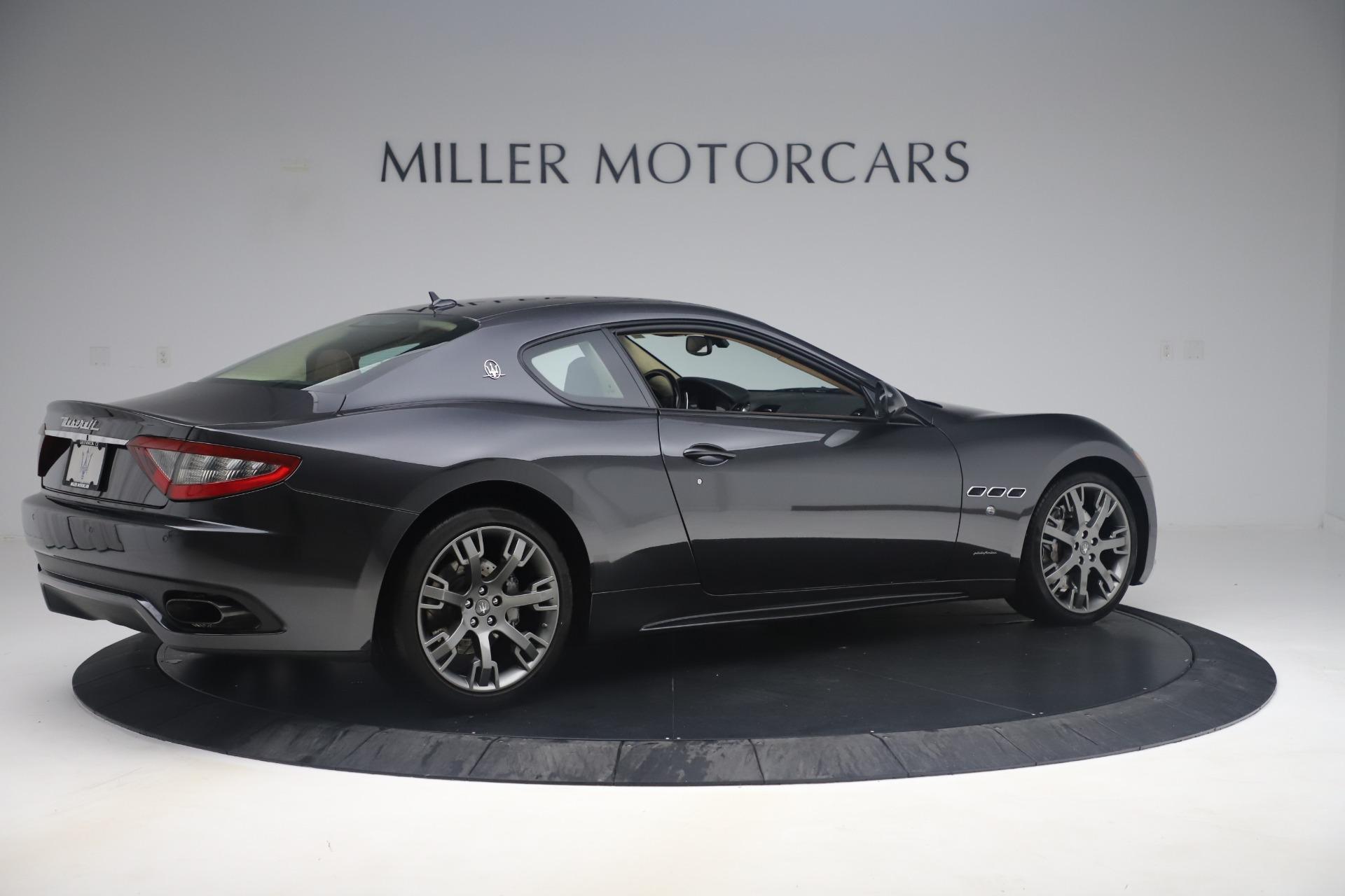 New 2016 Maserati GranTurismo Sport For Sale In Greenwich, CT 164_p8