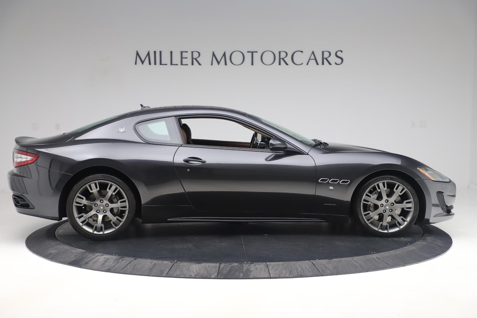 Used 2016 Maserati GranTurismo Sport For Sale In Greenwich, CT 164_p9