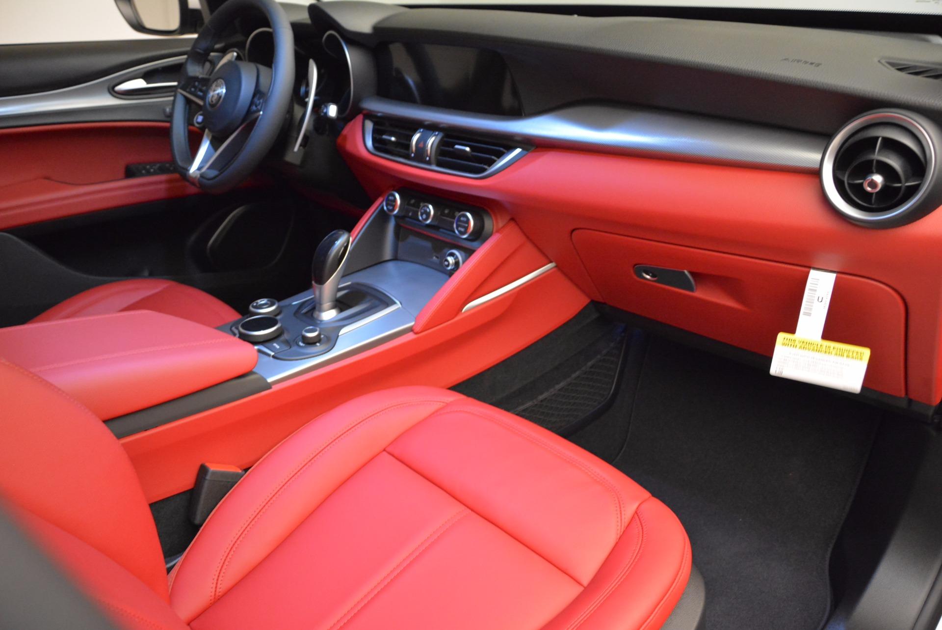New 2018 Alfa Romeo Stelvio Sport Q4 For Sale In Greenwich, CT 1642_p19