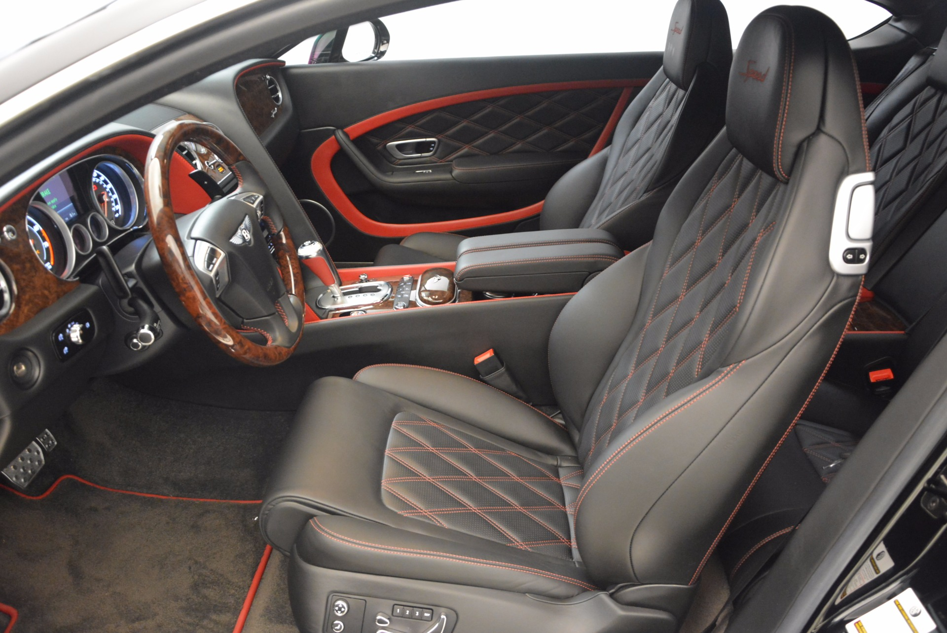 Used 2015 Bentley Continental GT Speed For Sale In Greenwich, CT 1646_p23