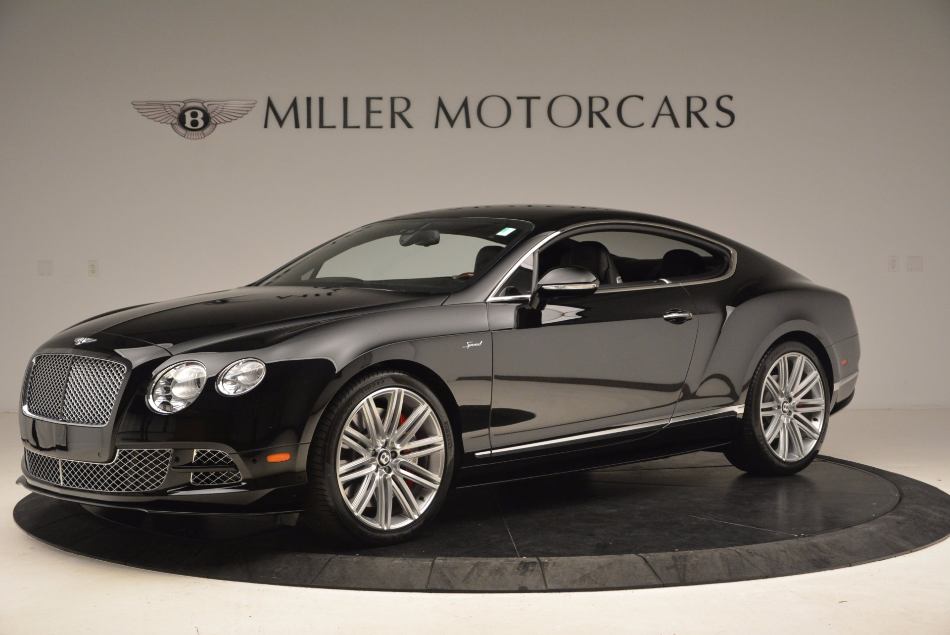 Used 2015 Bentley Continental GT Speed For Sale In Greenwich, CT 1646_p2