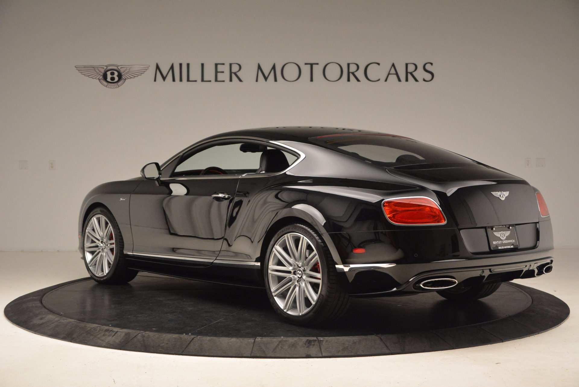 Used 2015 Bentley Continental GT Speed For Sale In Greenwich, CT 1646_p5