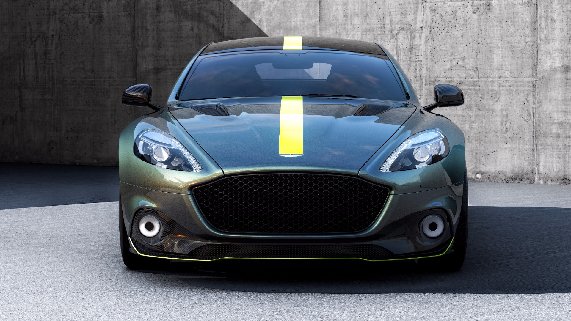 New 2019 Aston Martin Rapide AMR Shadow Edition For Sale In Greenwich, CT 1647_main