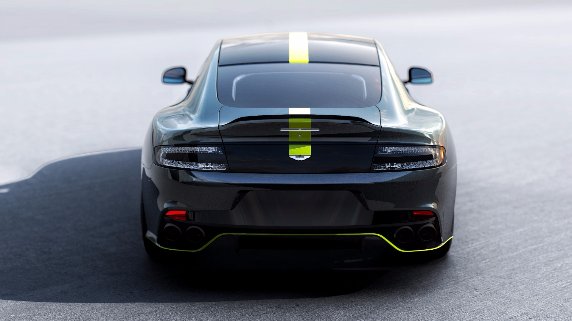 New 2019 Aston Martin Rapide AMR Shadow Edition For Sale In Greenwich, CT 1647_p4