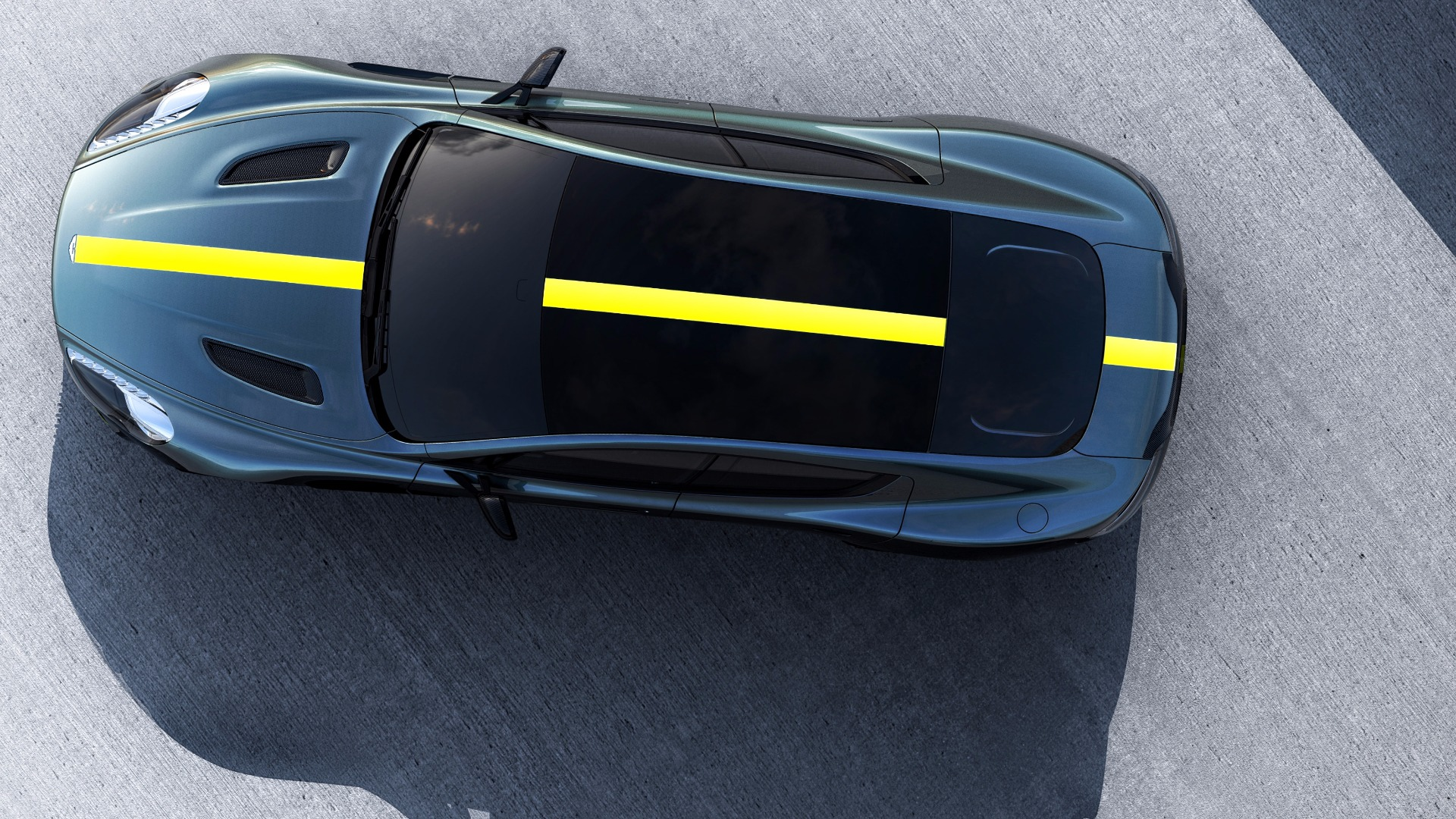 New 2019 Aston Martin Rapide AMR Shadow Edition For Sale In Greenwich, CT 1647_p6