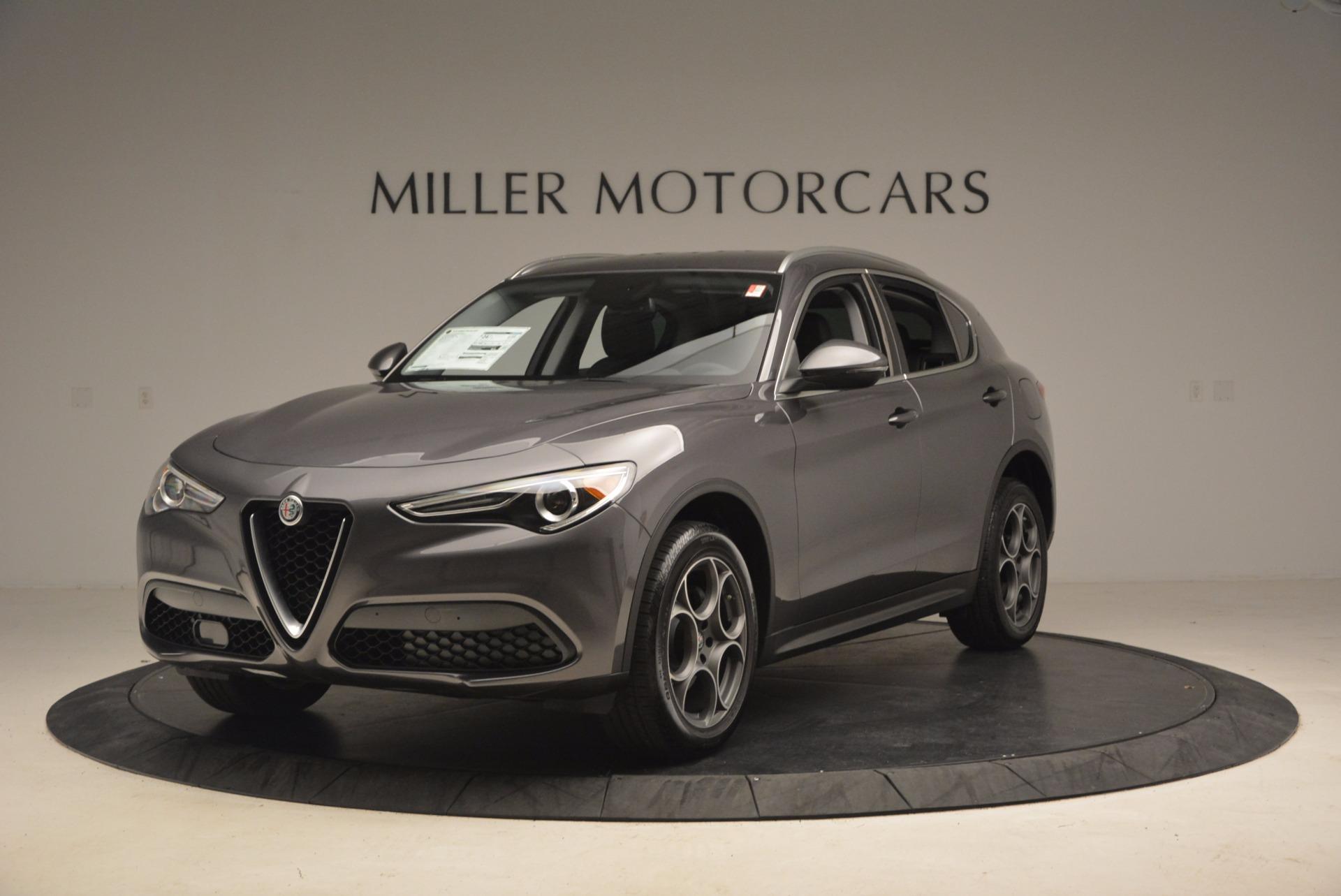 New 2018 Alfa Romeo Stelvio Q4 For Sale In Greenwich, CT 1648_main