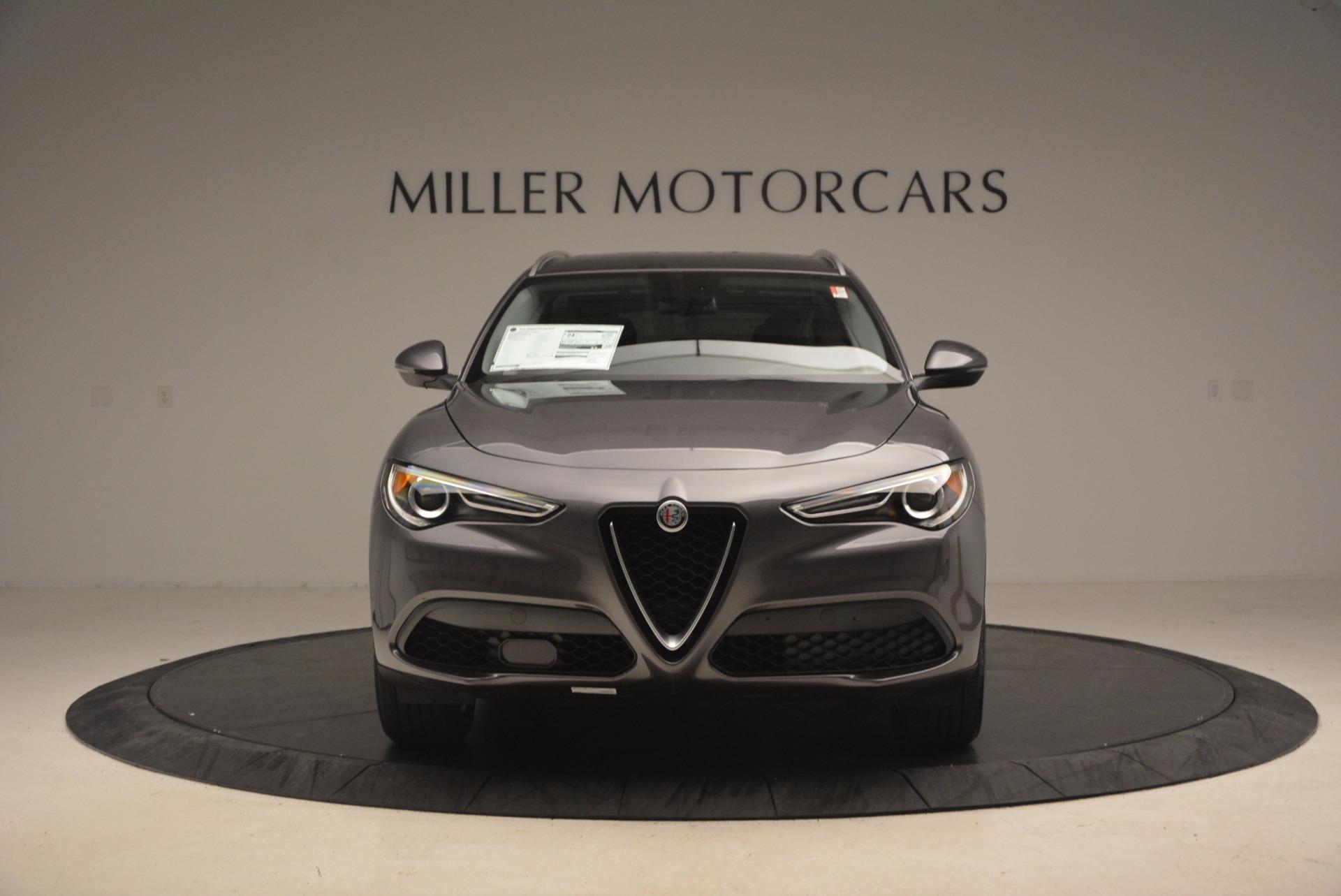 New 2018 Alfa Romeo Stelvio Q4 For Sale In Greenwich, CT 1648_p12