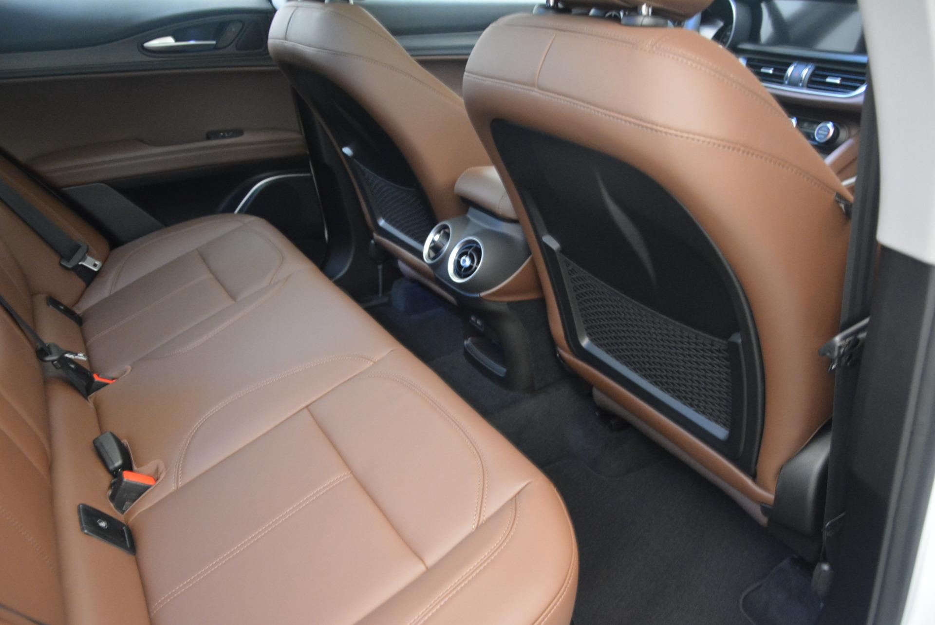 New 2018 Alfa Romeo Stelvio Q4 For Sale In Greenwich, CT 1649_p22